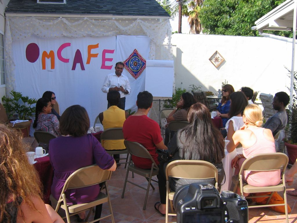 Om Cafe for Youth