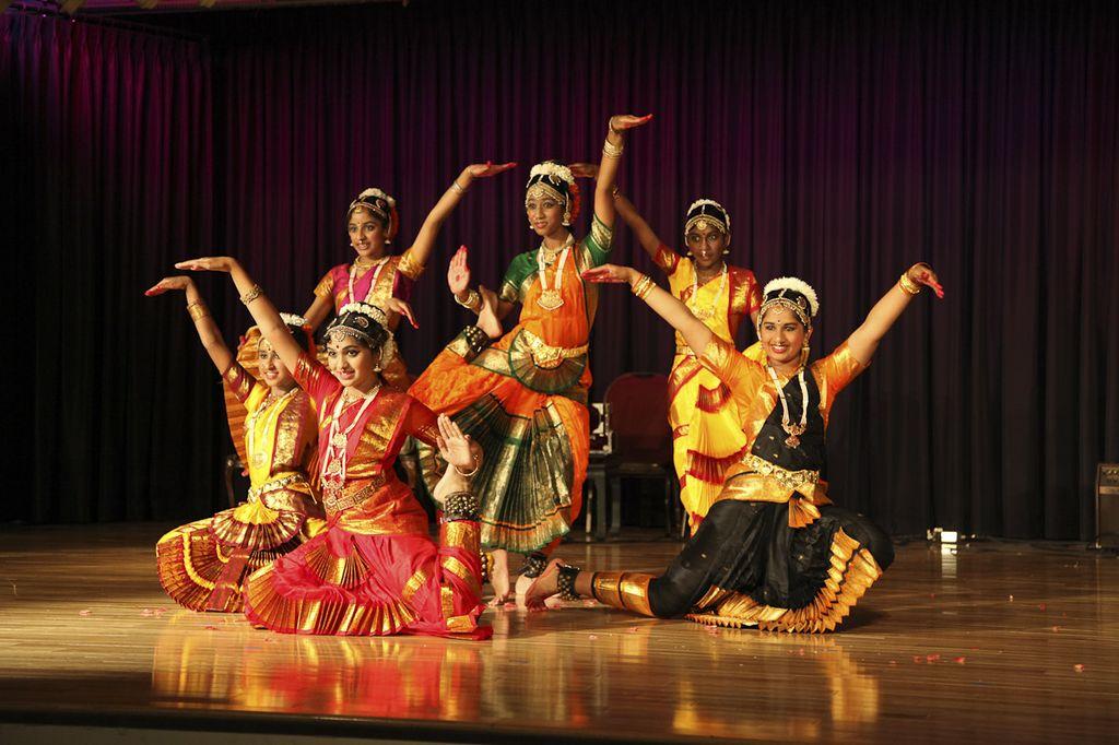 Shivratri Dance