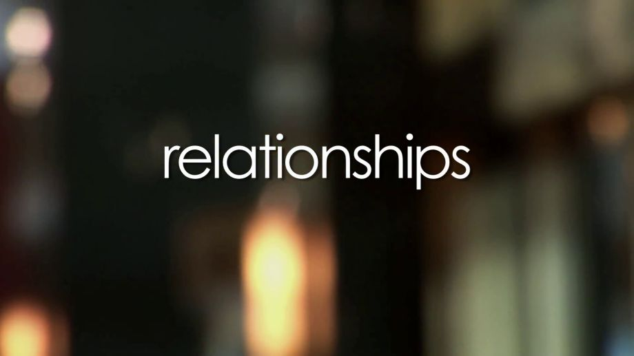 Words for the World - Relationships