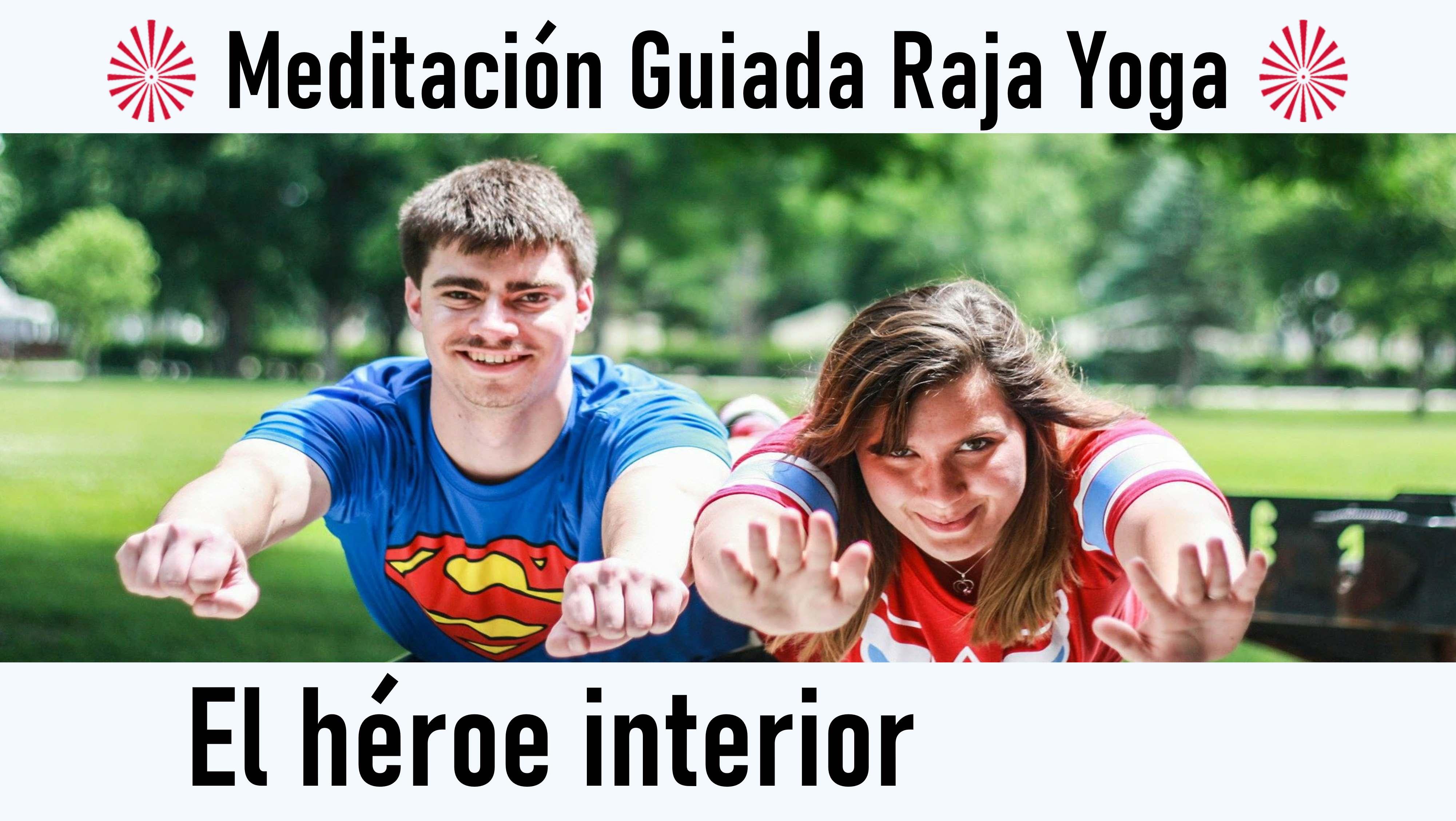 21 Agosto 2020  Meditación guiada: El héroe interior