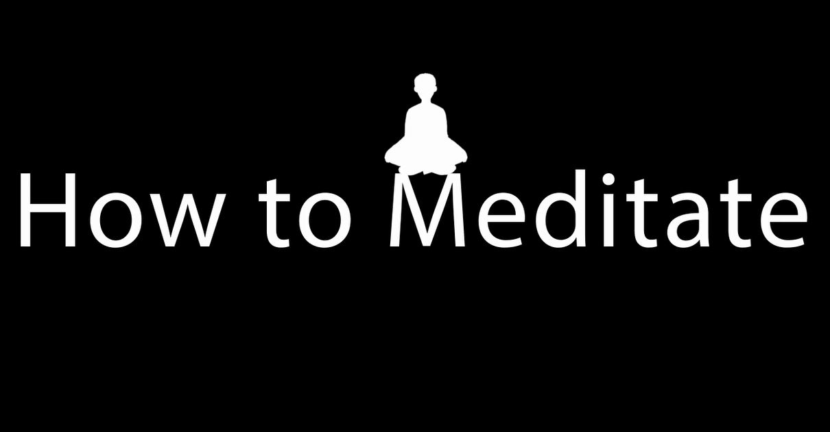 5 Steps for Meditation