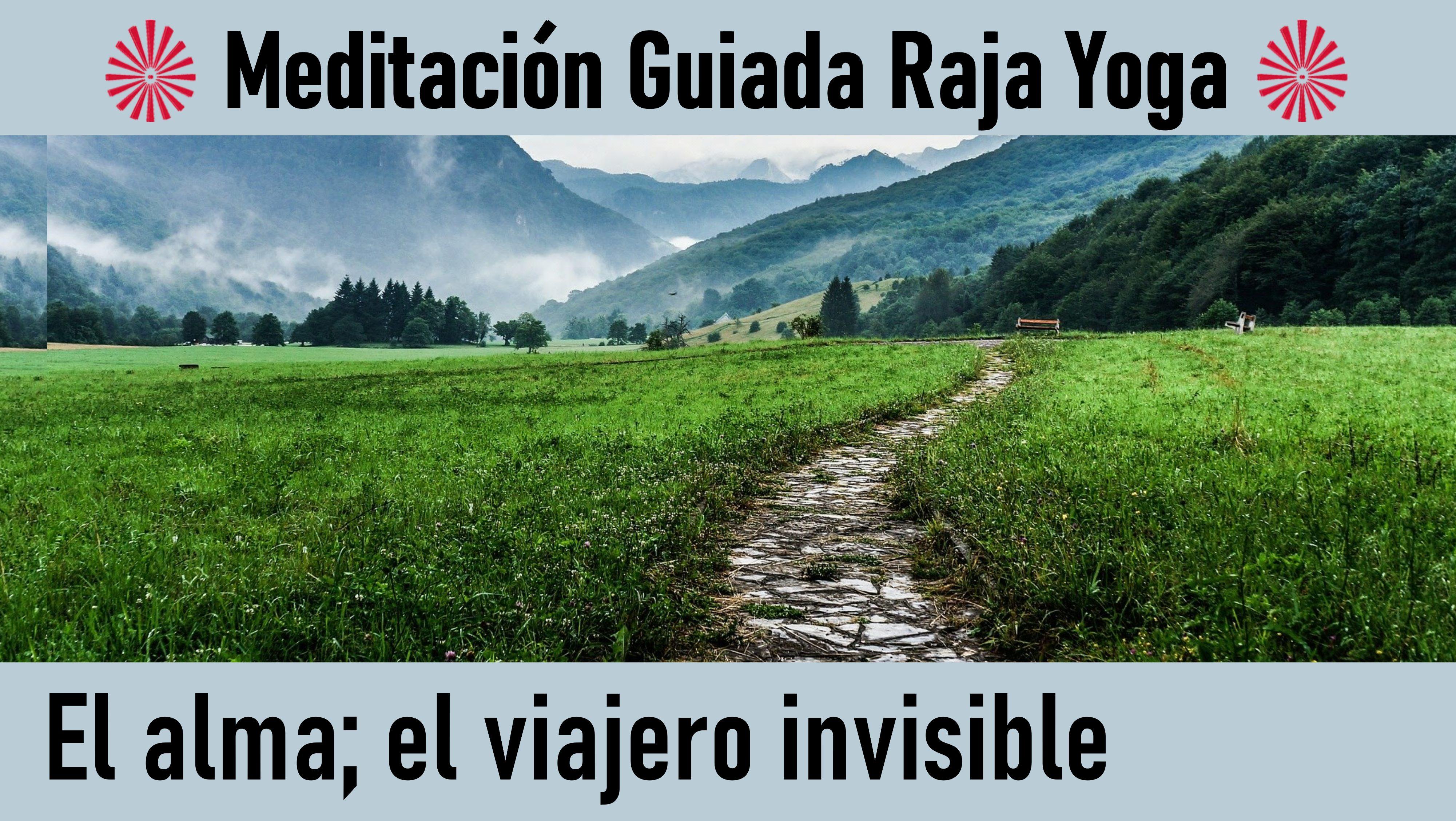 18 Junio 2020 Meditación Guiada: El viajero invisible