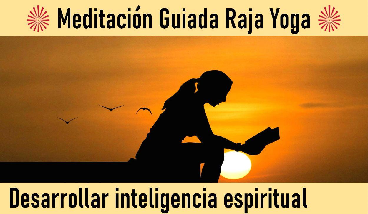 Charla y Meditación.Meditación Raja Yoga: Desarrollar inteligencia espiritual (5 Mayo 2020) On-line desde Canarias