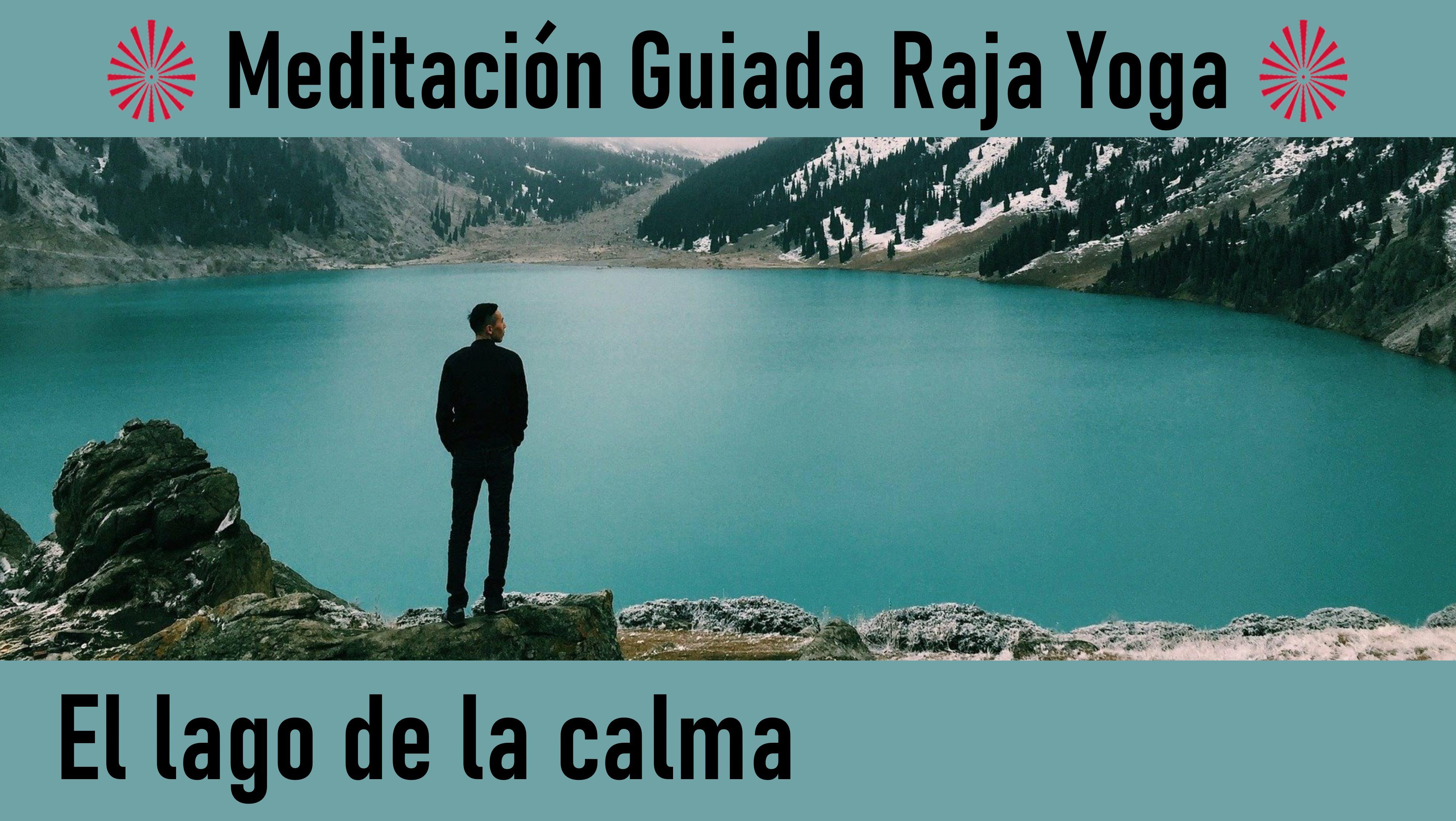 21 Mayo 2020  Meditación Guiada: El lago de la calma