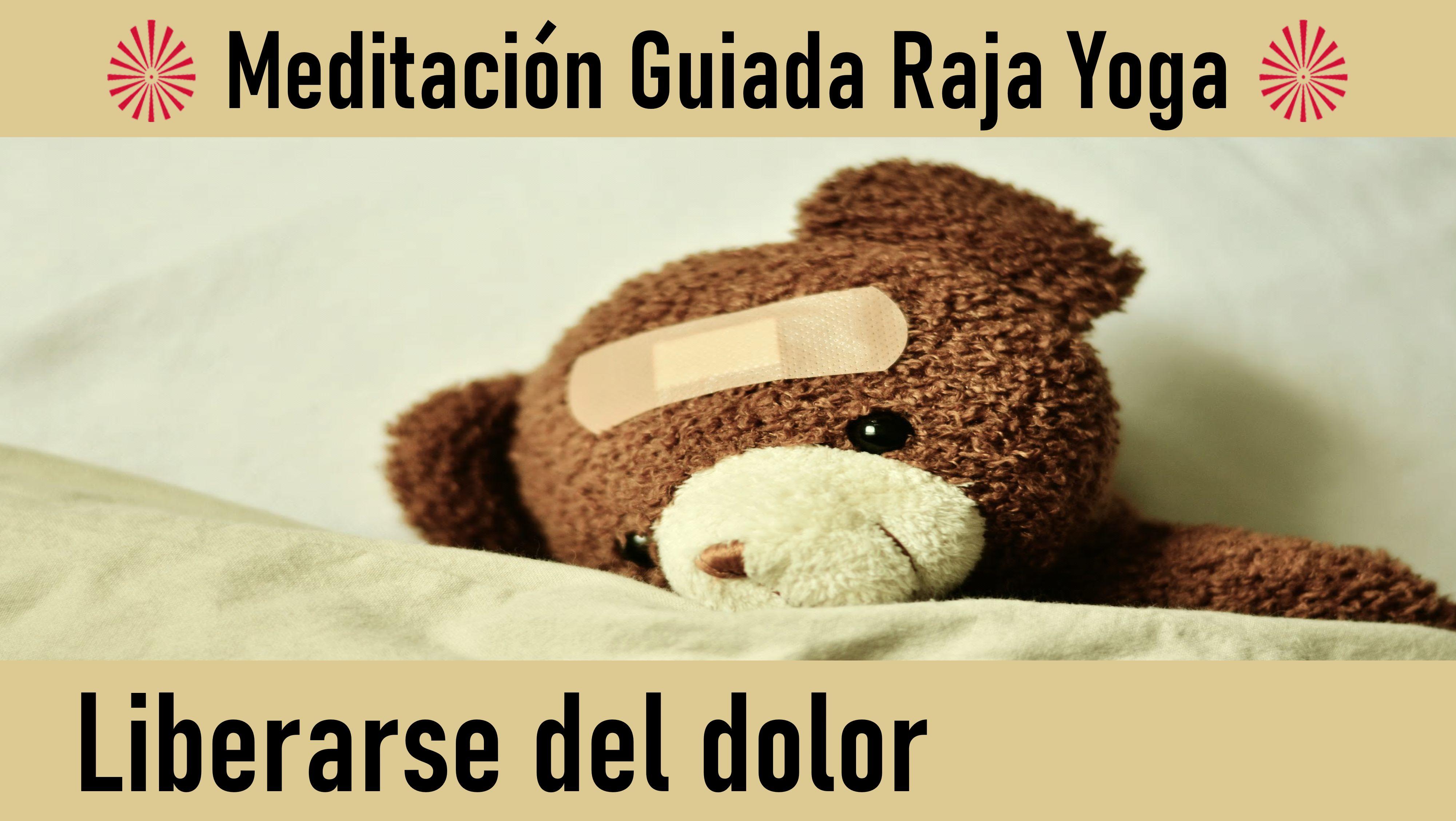 13 Mayo 2020  Meditación Guiada: Liberarse del dolor