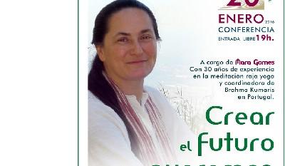 Crear el futuro que queremos, una mente sin miedo ( 20 Enero 2016 ) En Barcelona