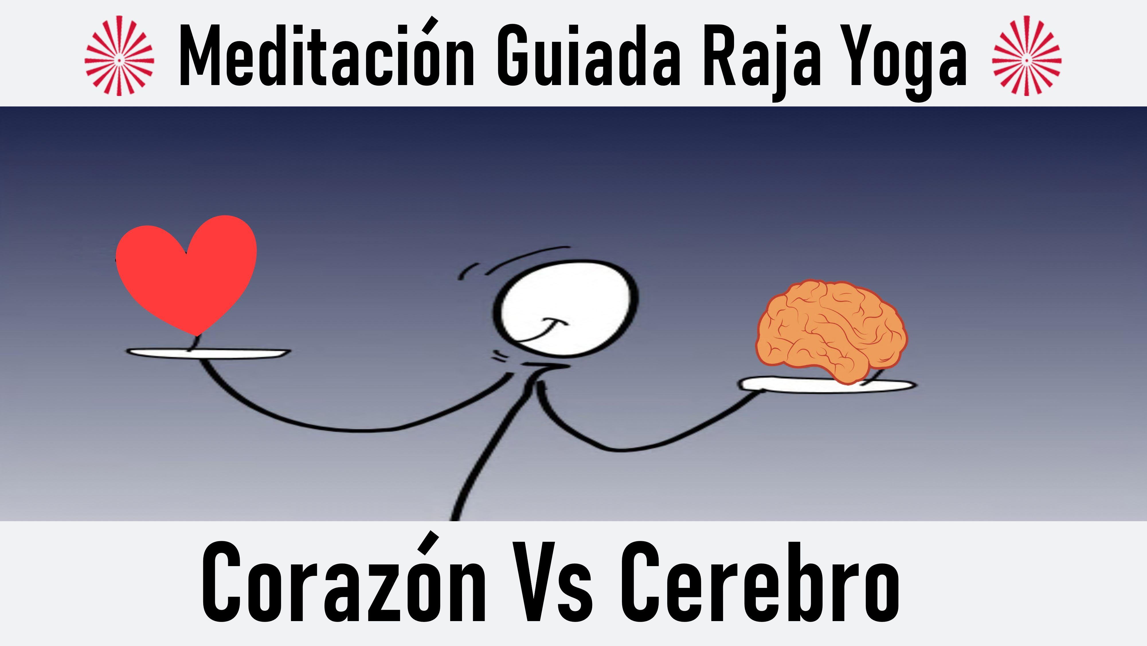29 Septiembre 2020 Meditación guiada: Corazón Vs Cerebro