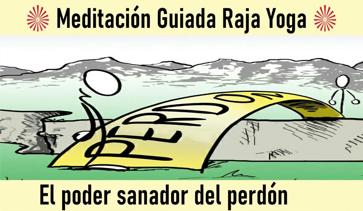 Charla y Meditación.Meditación Raja Yoga: El poder sanador del perdón (6 Mayo 2020) On-line desde Sevilla