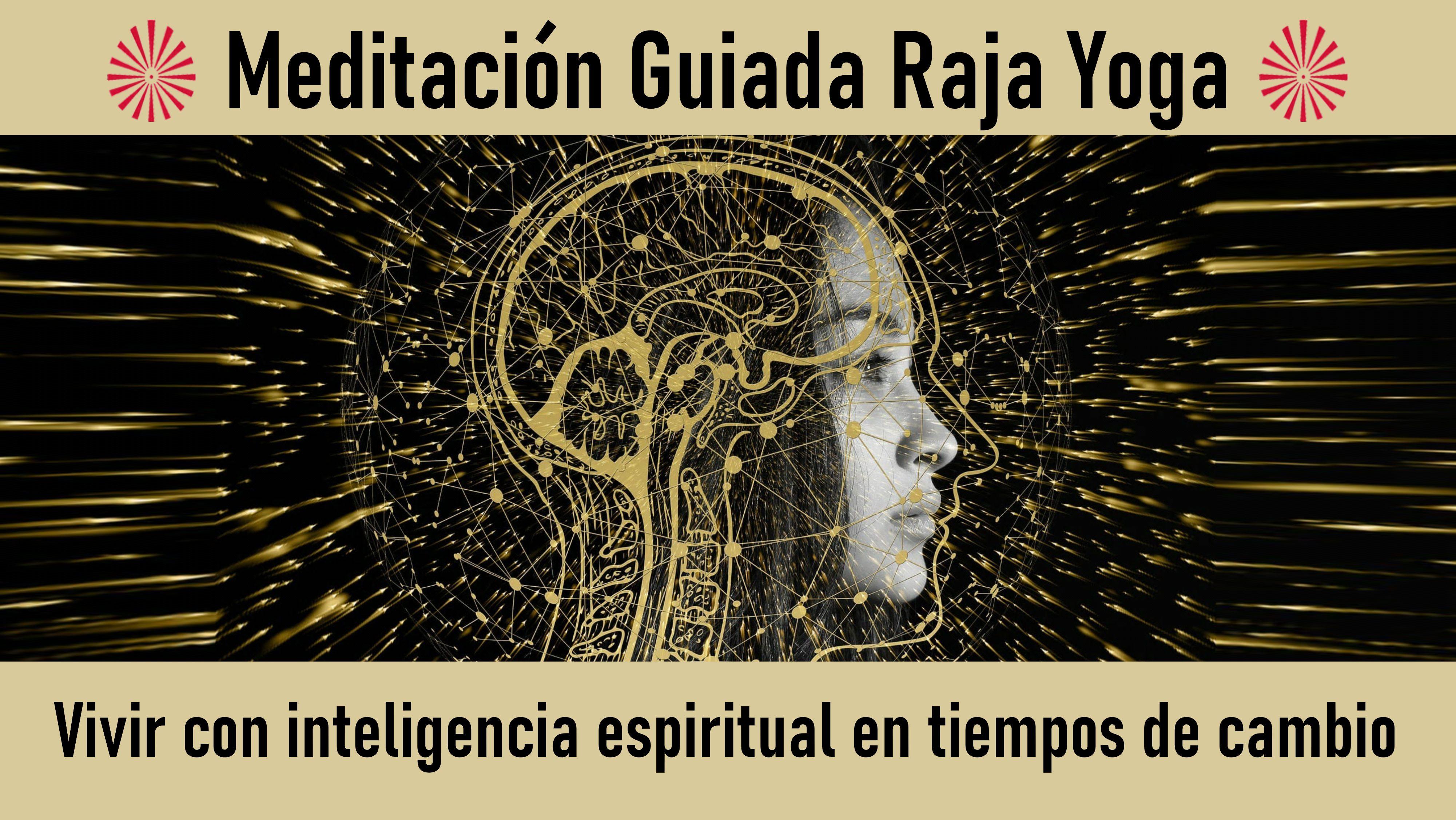 Meditación Raja Yoga: Vivir con inteligencia espiritual en tiempos de cambio (21 Julio 2020) On-line desde Mallorca