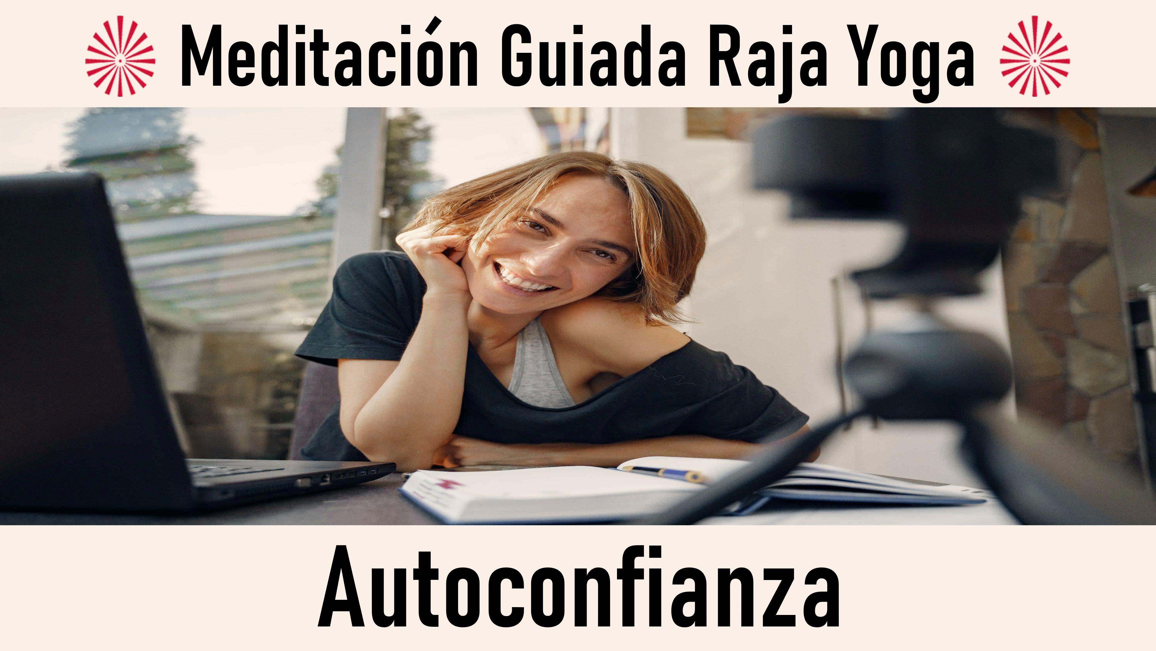 30 Septiembre 2020 Meditación guiada: Autoconfianza