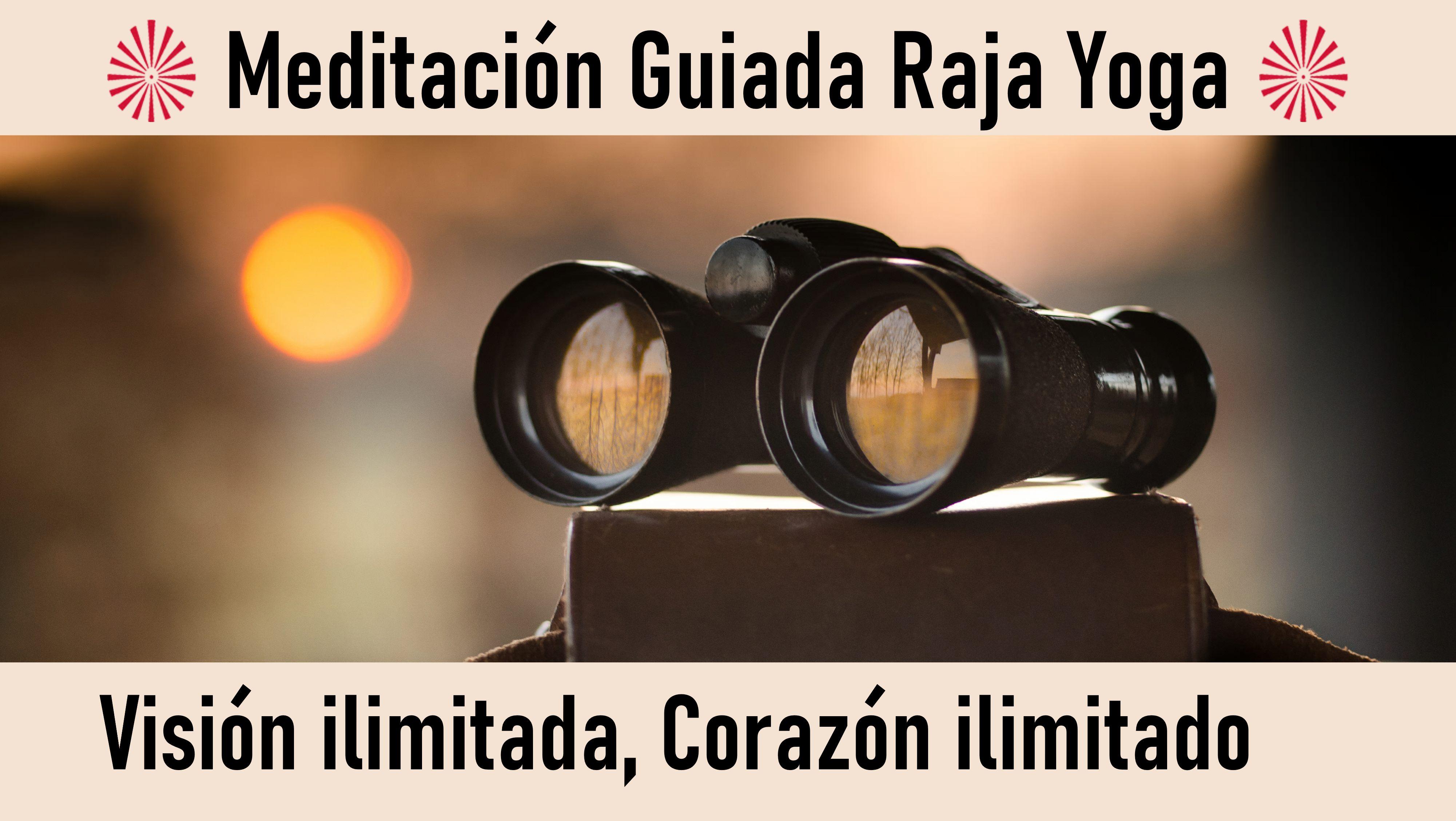 4 Octubre 2020 Meditación guiada: Visión ilimitada, Corazón ilimitado
