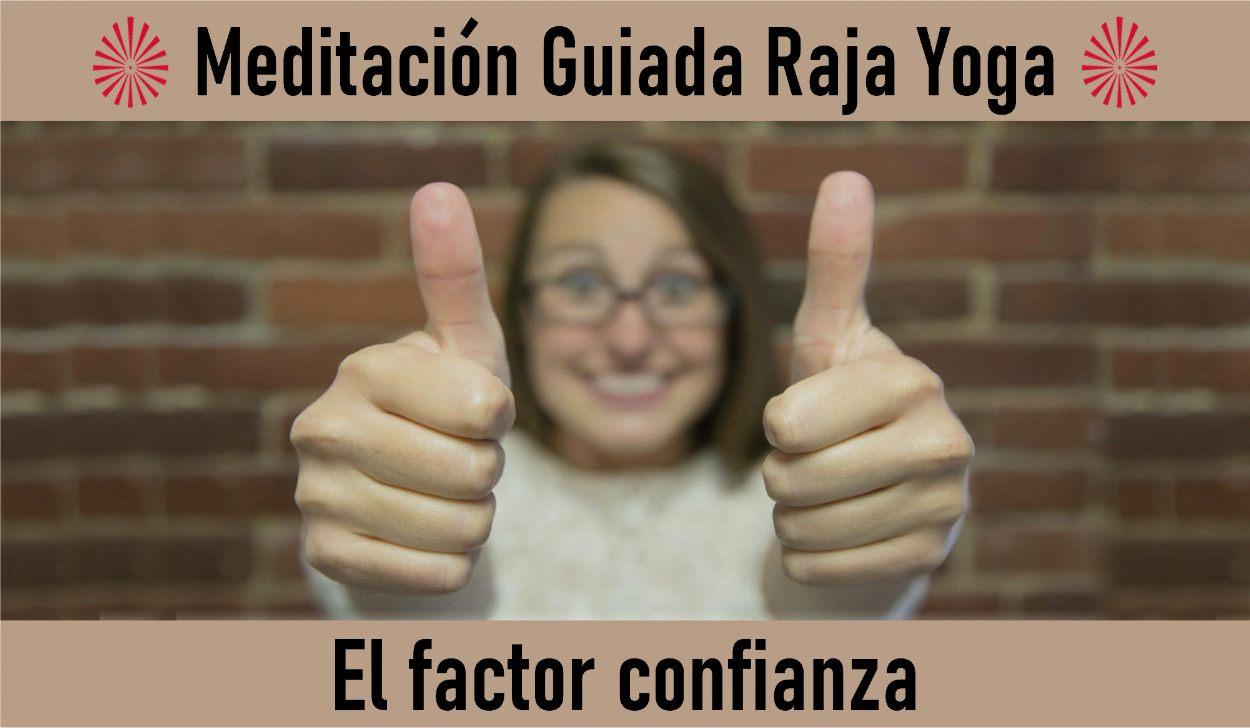 1 Mayo 2020 Meditación Guiada: El Factor Confianza