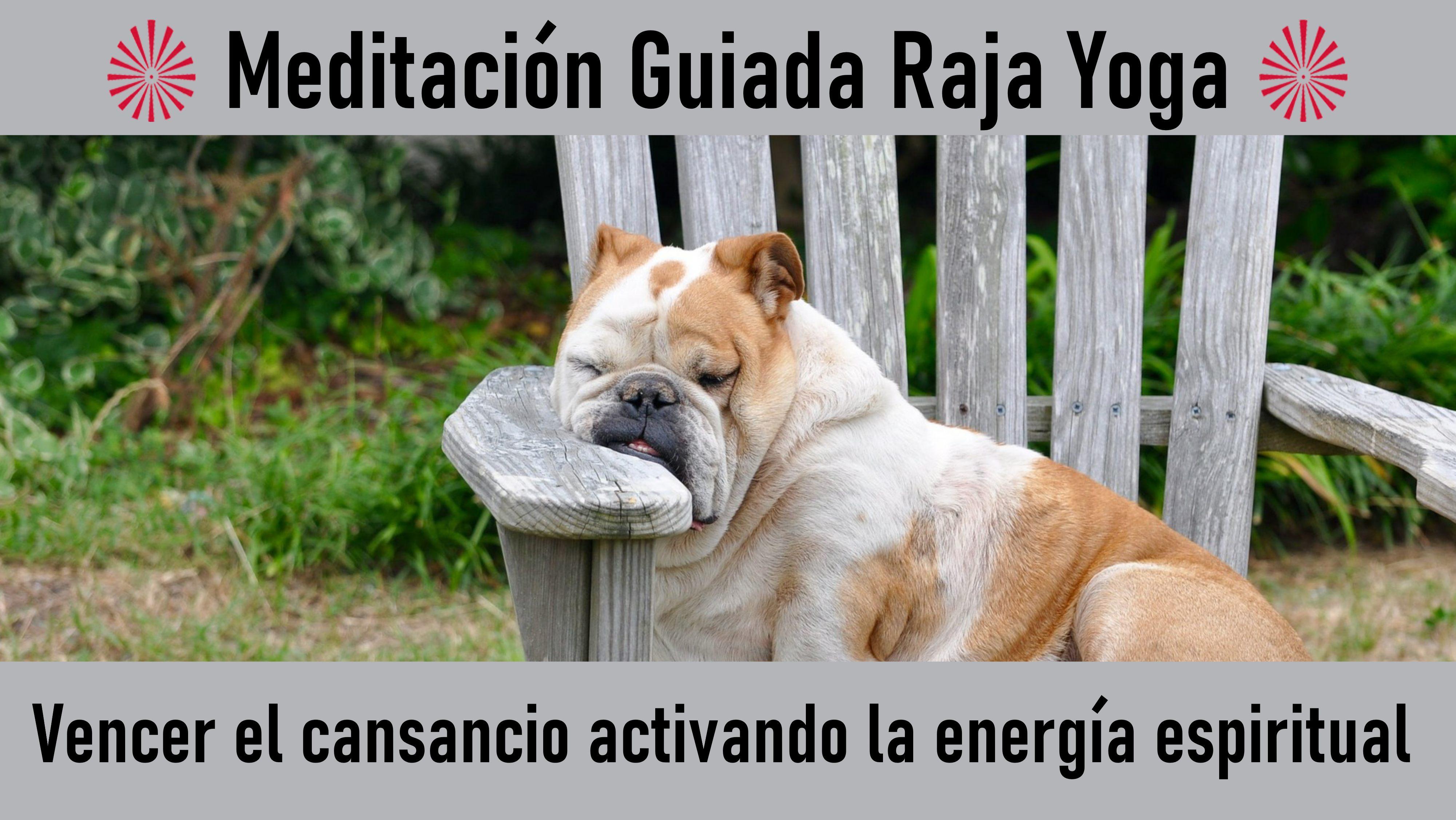 16 Julio 2020 Meditación guiada: Vencer el cansancio activando la energía espiritual