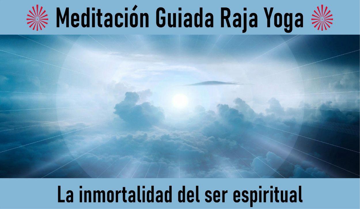 28 Abril 2020 Meditación Guiada: La Inmortalidad del ser espiritual