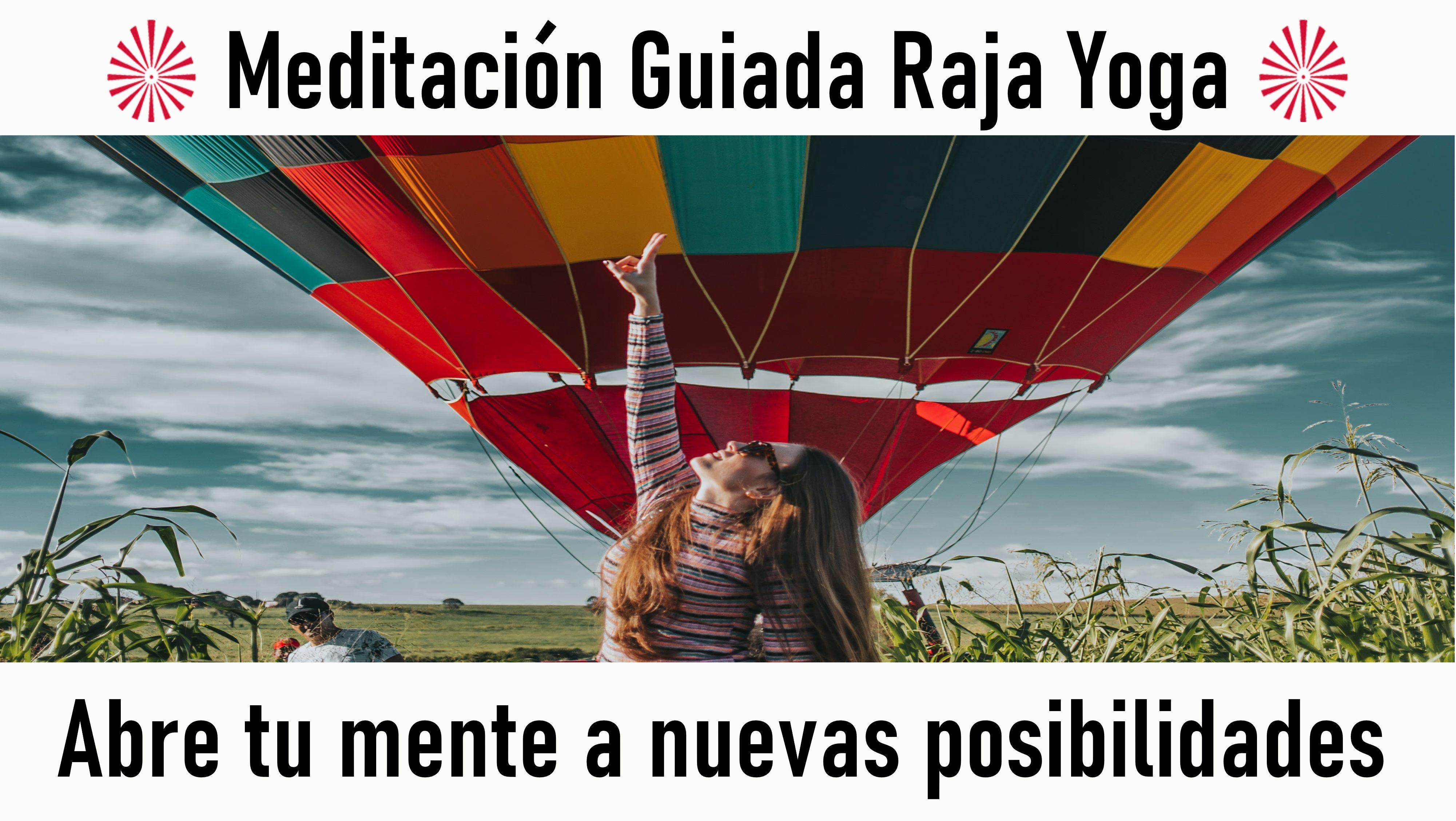 11 Septiembre 2020 Meditación guiada: Abre tu mente a nuevas posibilidades