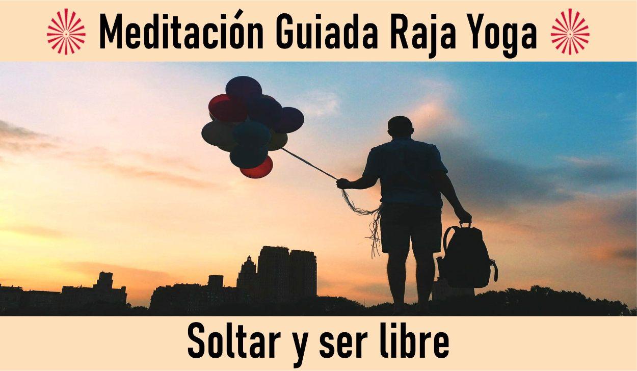 27 Abril 2020  Meditación Guiada: Soltar y ser libre