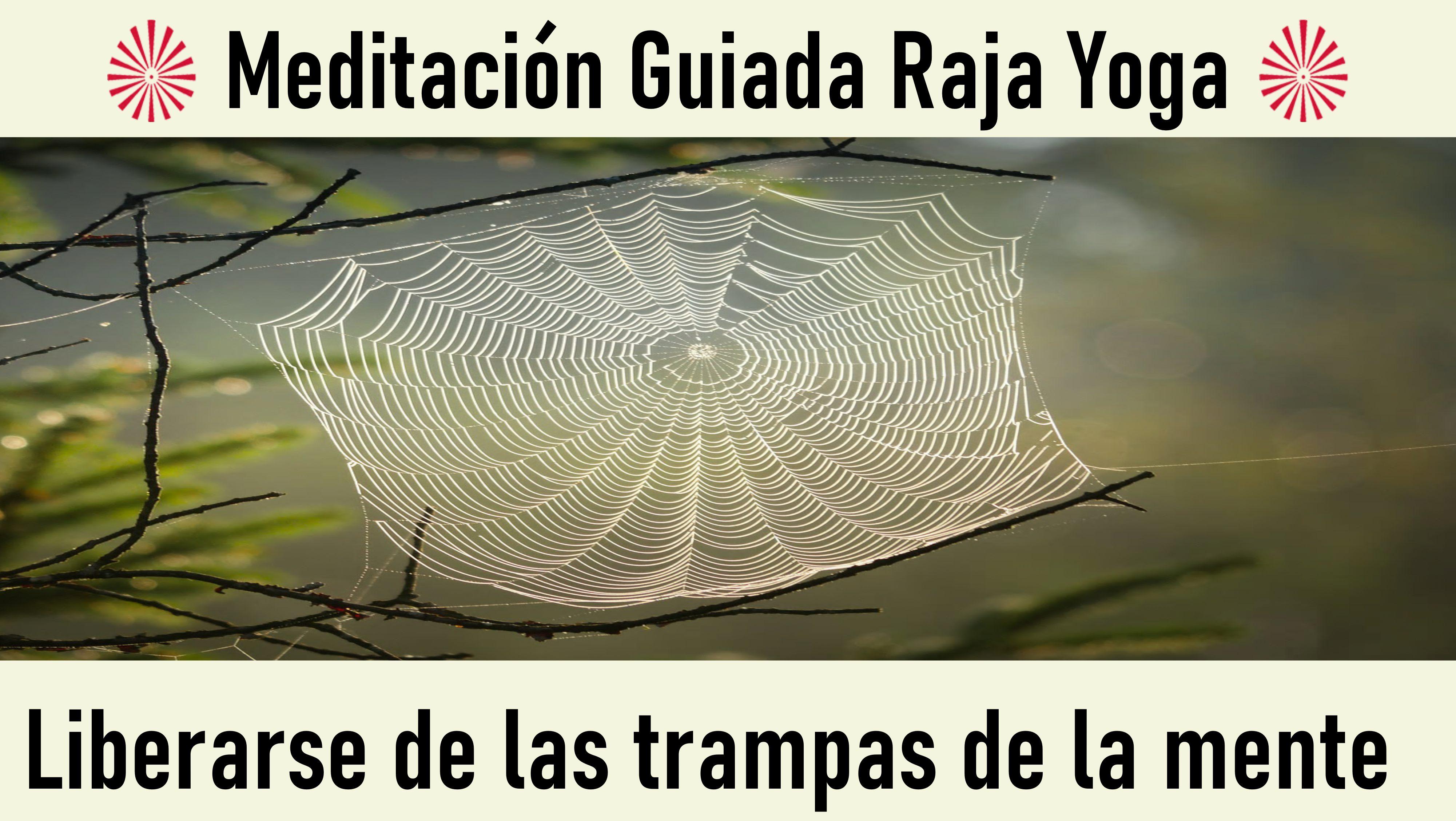 Charla y Meditación.Meditación Raja Yoga: Liberarse de las trampas de la mente (12 Mayo 2020)  On-line desde Madrid