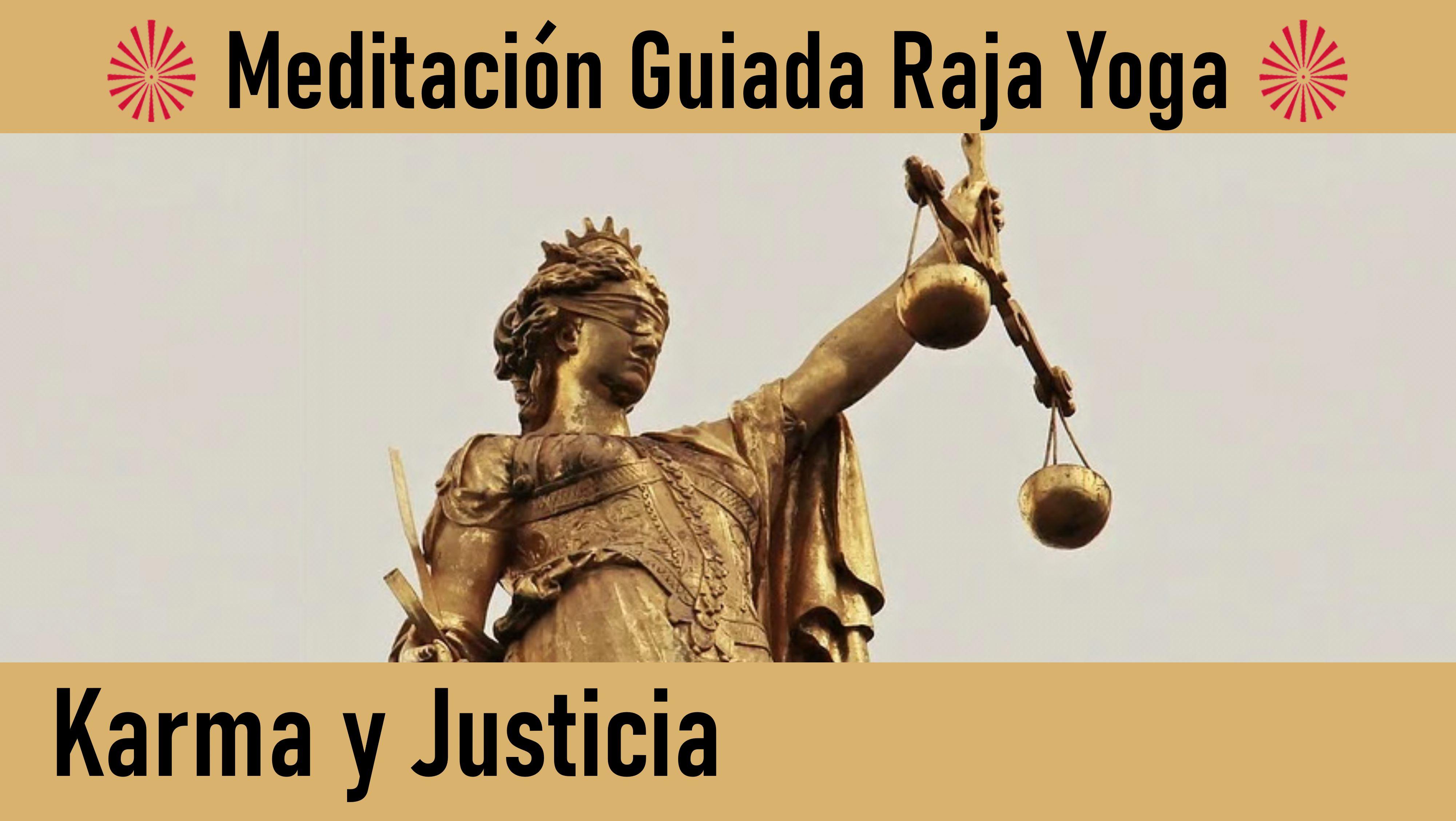 Conferencia: Karma y Justicia (26 Junio 2020) On-line desde Valencia