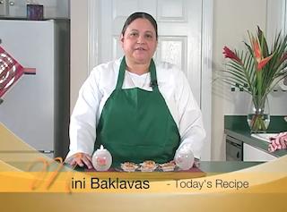 Mini Baklavas Recipe